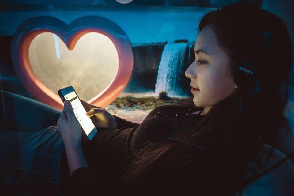 INTERBUS LINES: Chuyến xe tình yêu Inter Valentine đang làm điên đảo những đôi uyên ương khi đi Sapa.